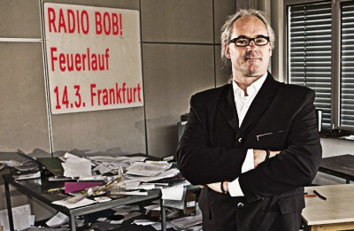 Rolf Iven für Radio BOB