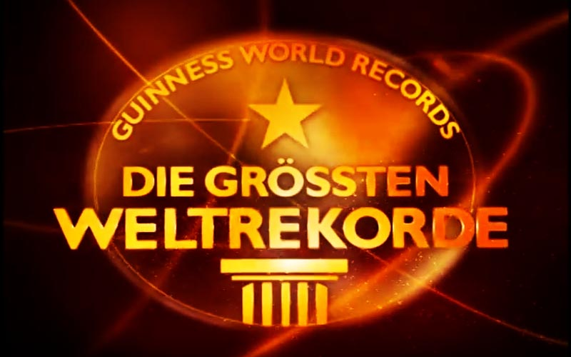 Logo Guinness World Records RTL