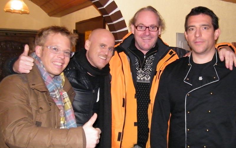 VOX Küchenchefs mit Rolf Iven