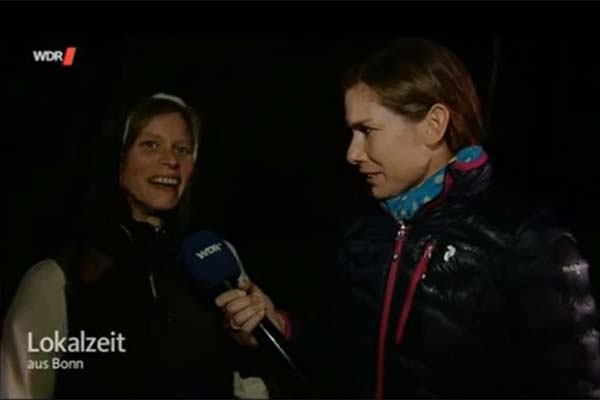 Interview Hidding in Gefahr WDR Feuerlauf