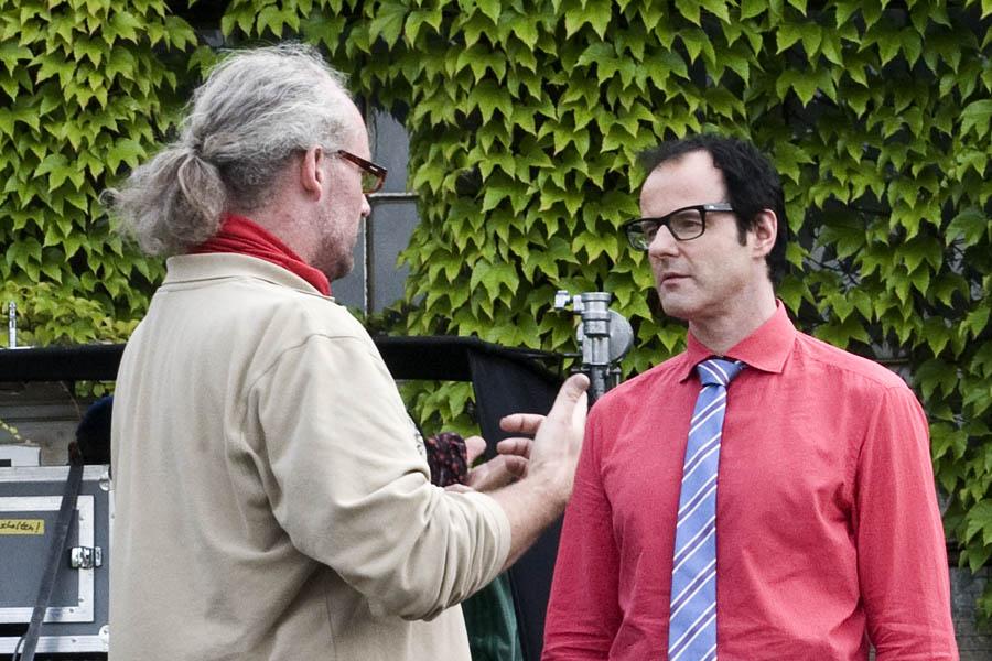 Vince Ebert im Gespräch mit Rolf Iven