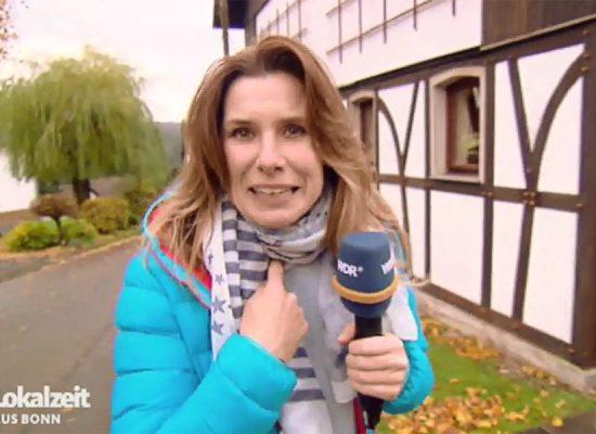 Hidding in Gefahr WDR Eisenstangen biegen am Hals