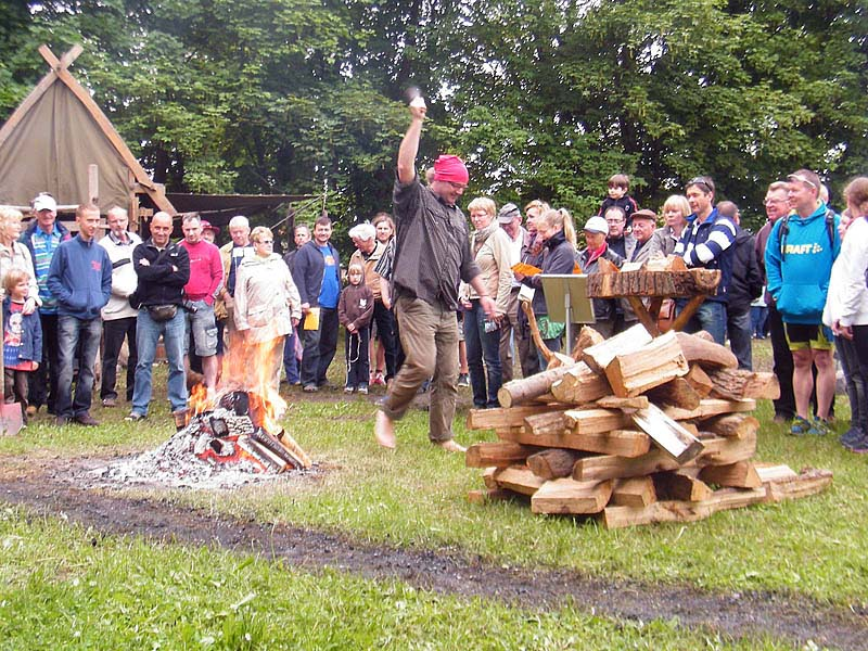Köhlerfest in Liebenwalde 2013