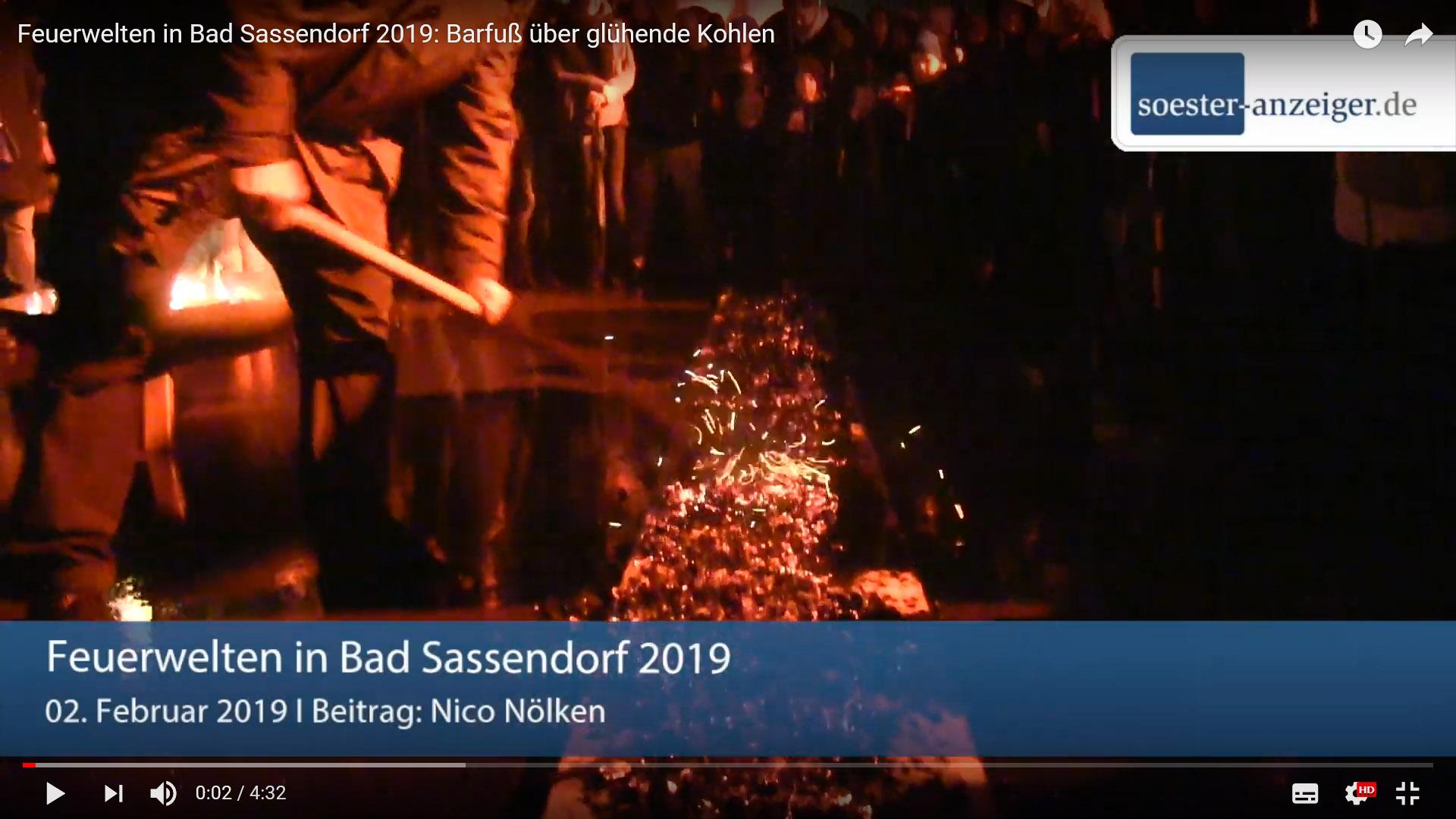 Feuerwelten Bad Sassendorf 2019